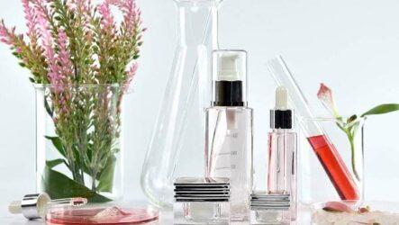 Сырье для производства парфюмерных изделий