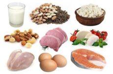 Общий обзор химического состава пищевых продуктов