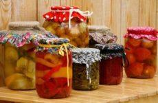 Консервирование продуктов питания как способ удлинения сроков хранения