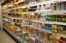 Основные характеристики ассортимента товаров
