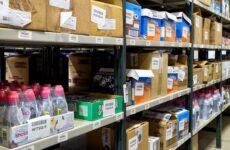 Условия хранения пищевых продуктов
