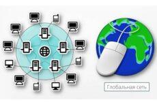 Глобальная сеть Интернет: характеристика ресурсов, структура, подключение к сети