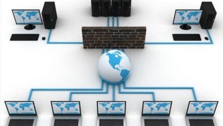 Понятие вычислительных сетей
