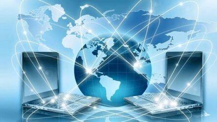 Сущность информационного процесса обмена данными