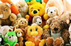 Роль и разнообразие игрушек в жизни ребенка