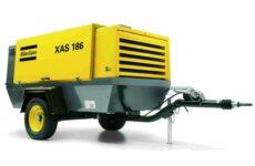 Особенности работы передвижных дизельных компрессорных станций XAS