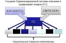 Гармонизированная система описания и кодирования товаров (ГС) как основа построения ТН ВЭД