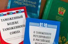 ТН ВЭД в таможенном законодательстве РФ