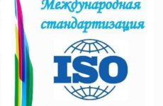 Актуальные вопросы в практике международной стандартизации