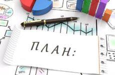 Роль планирования и планов в работе предприятий. Виды планов